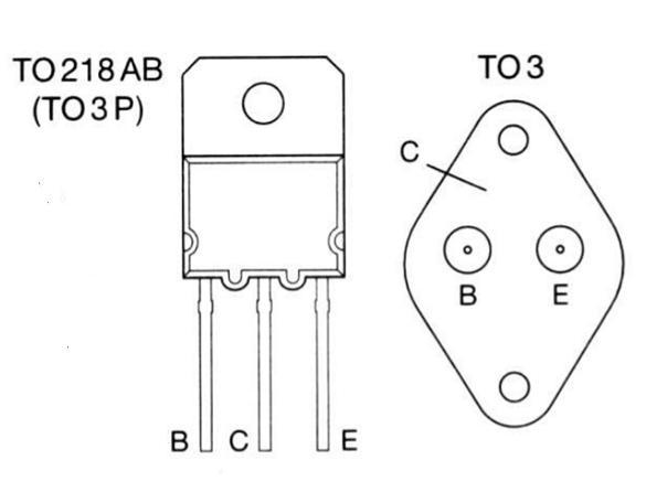 Remplacement transistor sous plateau 2N5875 Transi10