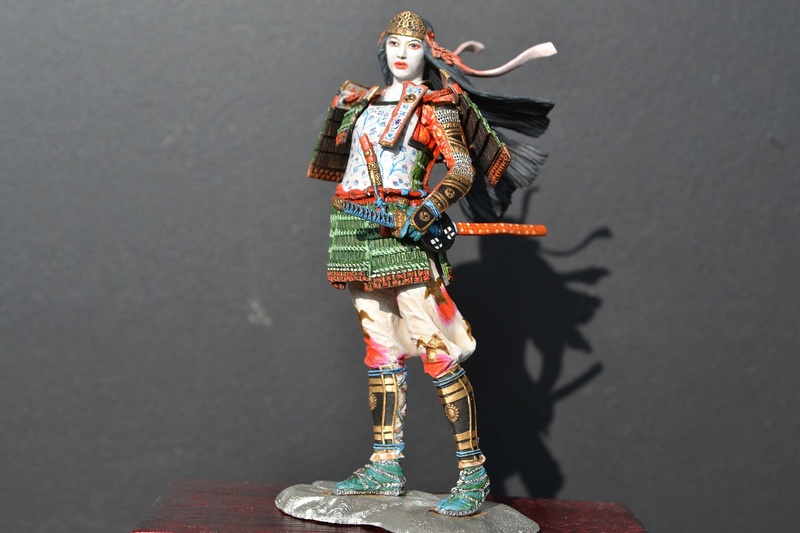 Tomoe Gozen 90 mm T110