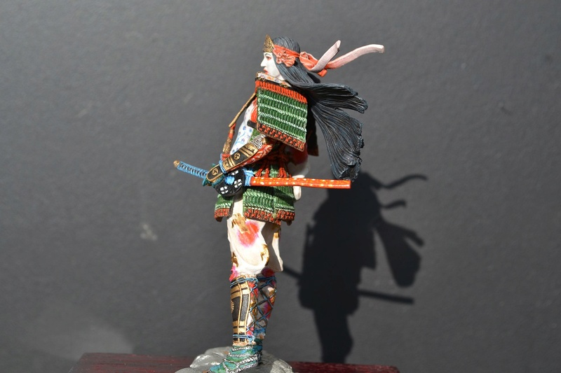 Tomoe Gozen 90 mm T210