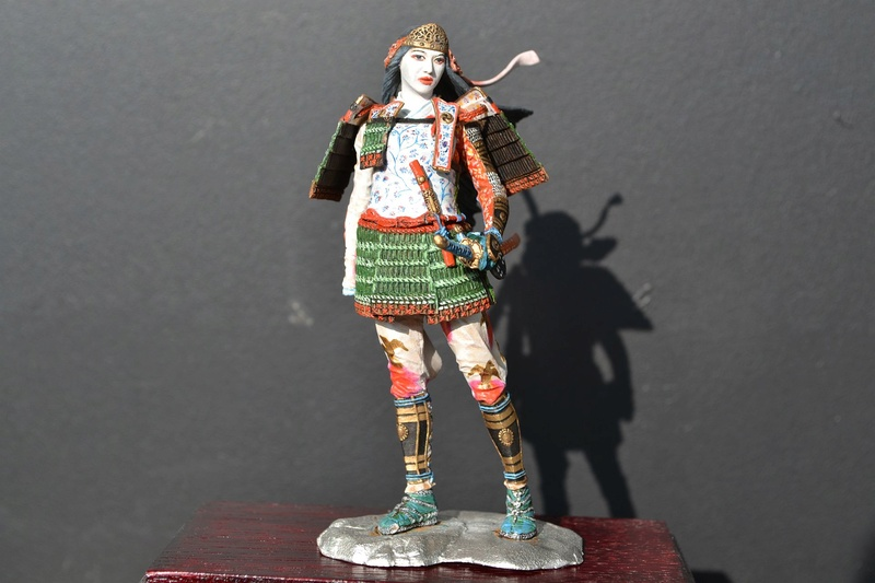Tomoe Gozen 90 mm T610