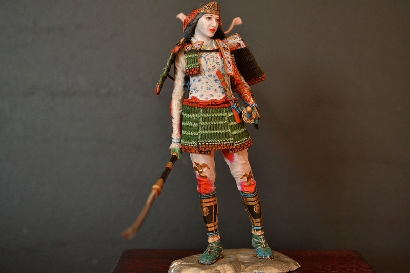 Tomoe Gozen 90 mm To310
