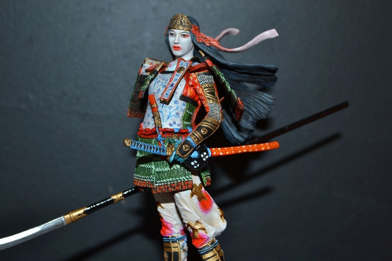 Tomoe Gozen 90 mm To710