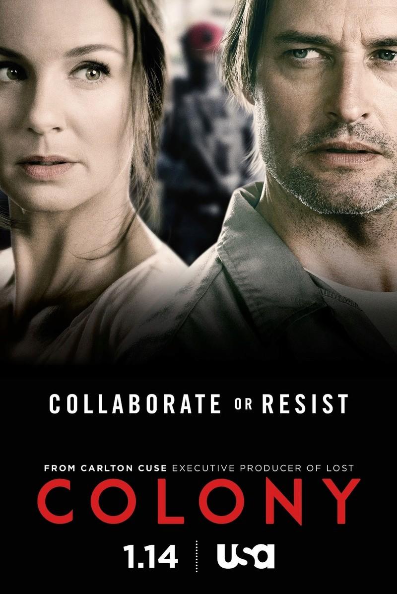 مشاهده وتحميل مباشر مسلسل مستعمرة الاكشن و المغامرة والخيال العلمي Colony - Season 1 - 2016  مترجم مشاهده اولاين  Colony12