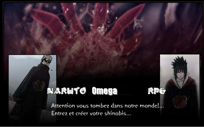 Naruto Omega Rpg