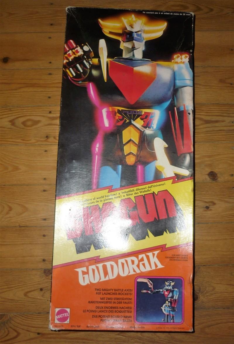 Ma collection de Goldorak P1130912