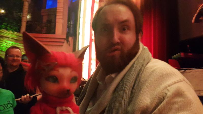 [Popidoll Fox] Goupix et Goupixia le duo de renard geek - Page 2 20170214