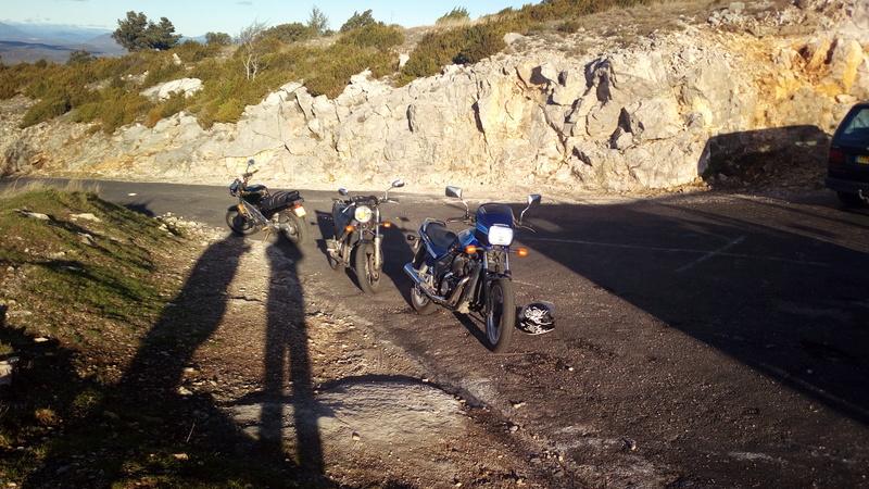 Balade d'Héraultais 23-12-16 : Dan, Gaël, Maël et Manu. 410