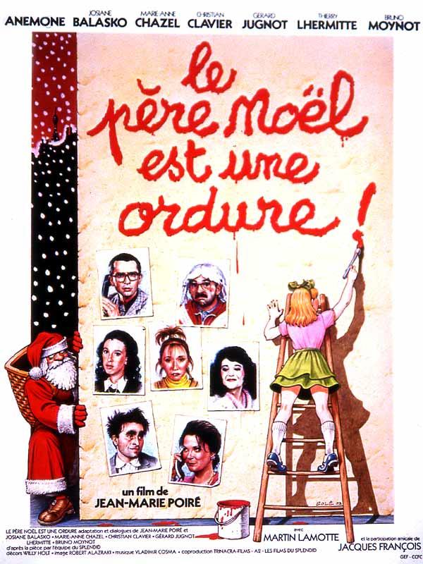 Le Père Noël est une Ordure Affich10