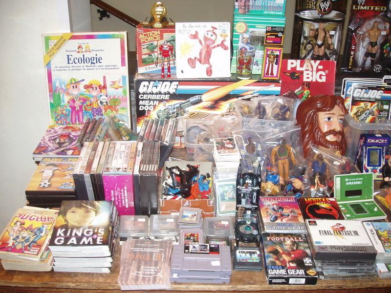 Salon Tournai Toys 2016 à Tournai (Belgique), week end des 19 et 20 novembre 2016 P1010038