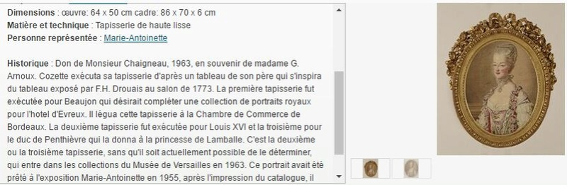 "Exposition ""Marie-Antoinette"" de 1955 115"