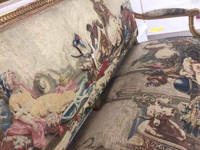 """Exposition """"Sièges en société"""" aux Gobelins 15941111"""