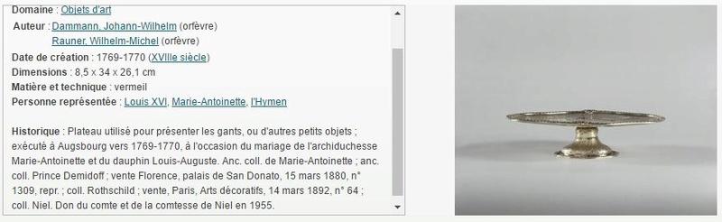 "Exposition ""Marie-Antoinette"" de 1955 825"