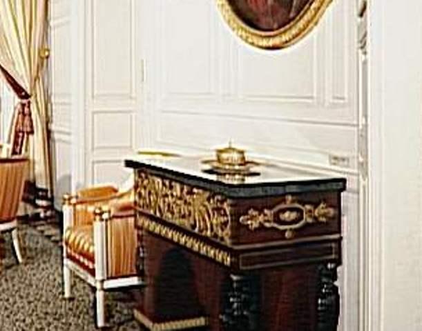 Exposition : Le surtout offert par Charles IV à Napoléon 1er 88-00410