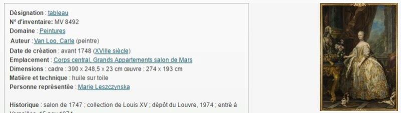 Exposition fêtes et divertissements à Versailles (2016-2017) - Page 4 8911