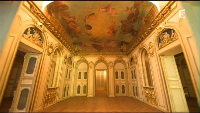 Expo. Archives nat. Les décors de la Chancellerie d'Orléans Arevoi10