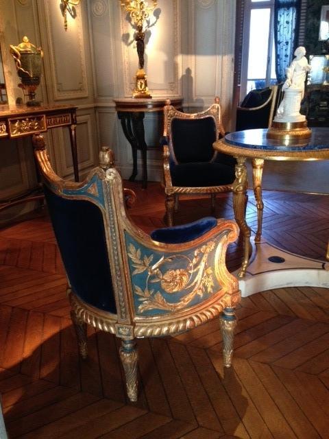 Expo. Archives nat. Les décors de la Chancellerie d'Orléans Steini10