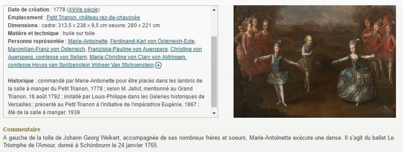 """Exposition """"Marie-Antoinette"""" de 1955 Vienne10"""