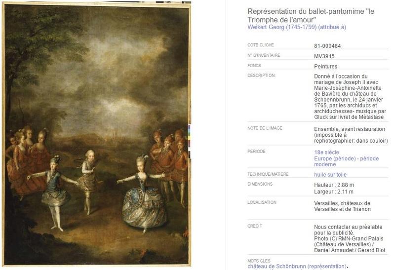 """Exposition """"Marie-Antoinette"""" de 1955 Weiker10"""