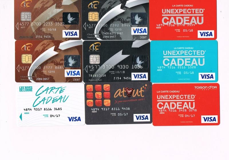 Visa, Quartz- Centres commerciaux Visa_511