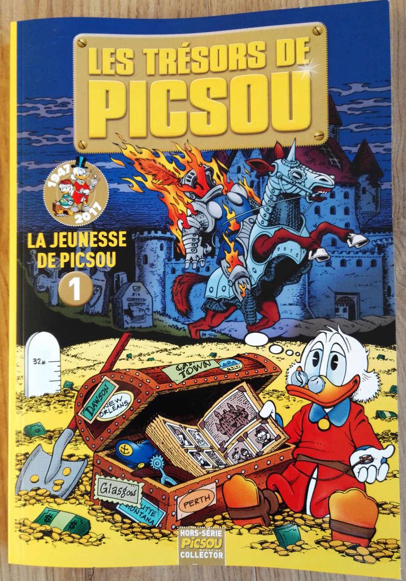 Les Trésors de Picsou - La jeunesse de Picsou n°1 Les_tr10