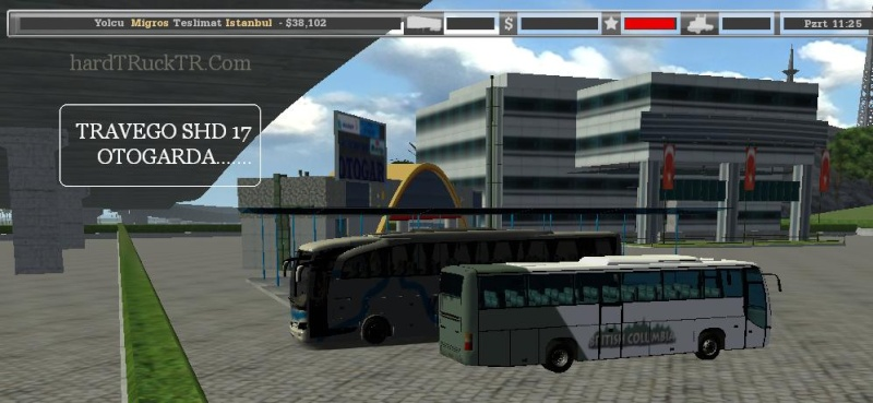 Otobus mod Wos50014