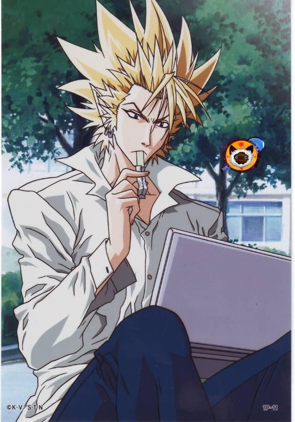 Jeu : Qui est-ce ? Dans quel manga ?  XD - Page 2 Hiruma10