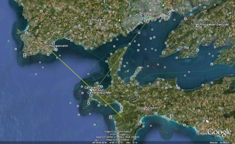Les alignements de Lagatjar - Finistère - France Sans_t12