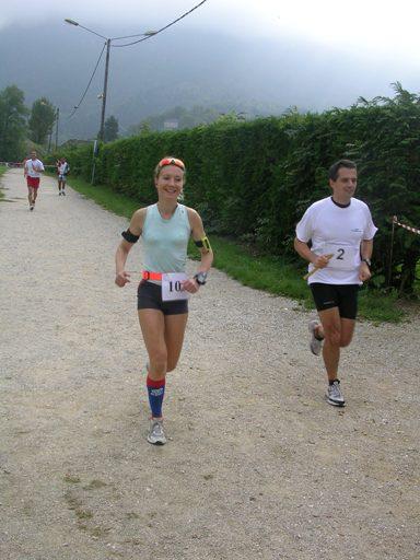 [24h de St Laurent du Pont 2008] Sylvie 15h24b10