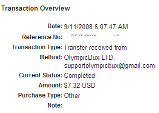 My very fast payout Untitl10