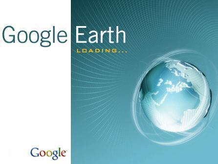 Google Earth Pro-Gold Edition 2008 Google10