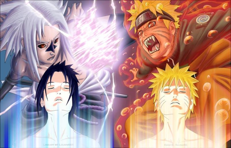 para ustedes que personaje de naruto es el mas agrecibo contando con que ya estan muertos Naruto11