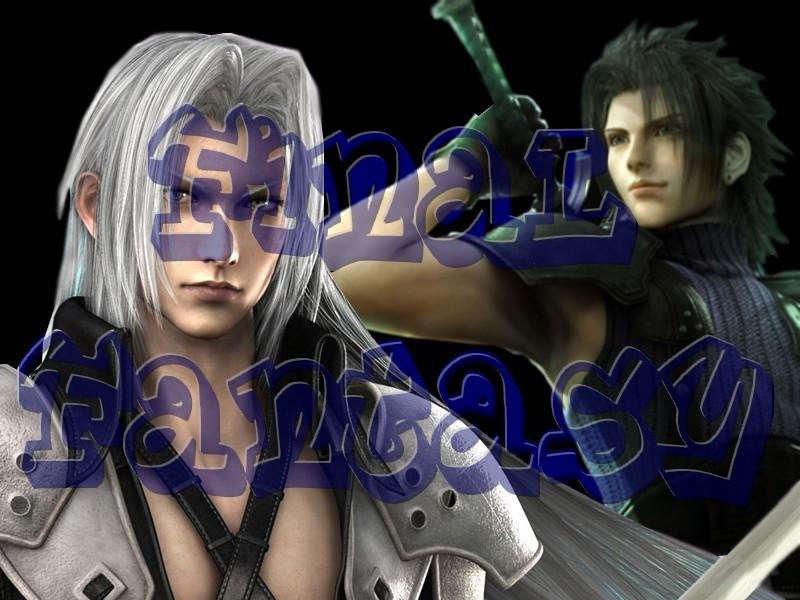 ~¤° Final Fantasy °¤~