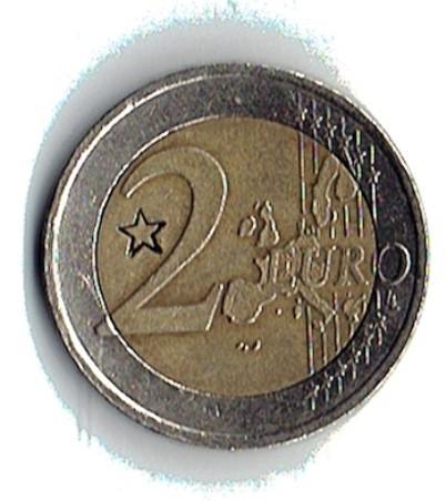 2 euros et une étoile Autric11