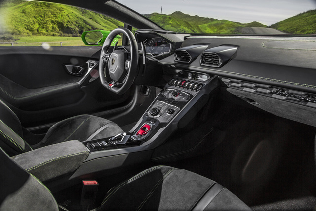 Lamborghini Huracan 1/24 Aoshima - Page 3 2014-l10