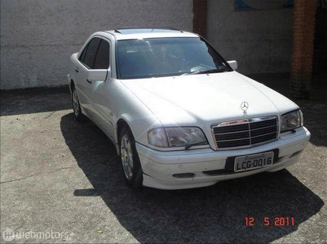 (VENDE-SE): W202 C280 Sport 1999/2000 - R$27.000,00 113