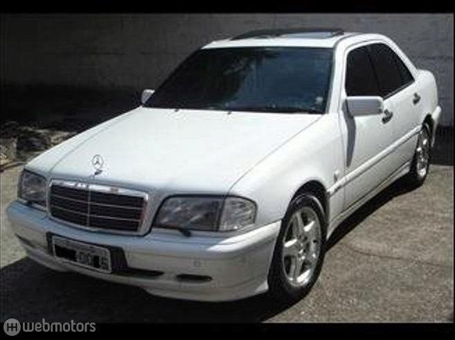 (VENDE-SE): W202 C280 Sport 1999/2000 - R$27.000,00 312