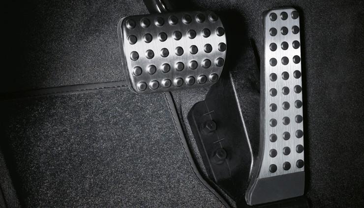 (W205): Part number dos pedais modelo AMG da C250 A0002910