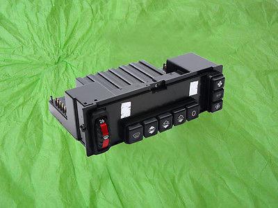 (COMPRO): Unidade de controle do ar-condicionado da W126 W126_m10