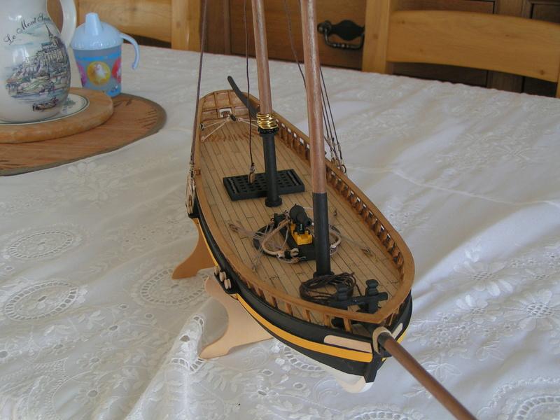 """Le schooner """"VIRGINIA"""" d' AL au 1/41éme Pict0016"""