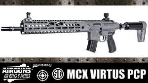 SIG MCX Virtus PCP .22 Index10