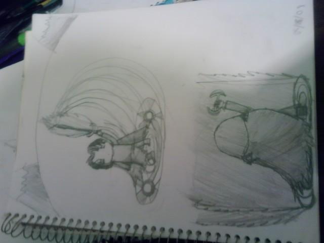 Quelque dessins que j'ai fait durant l'été... Drawin14
