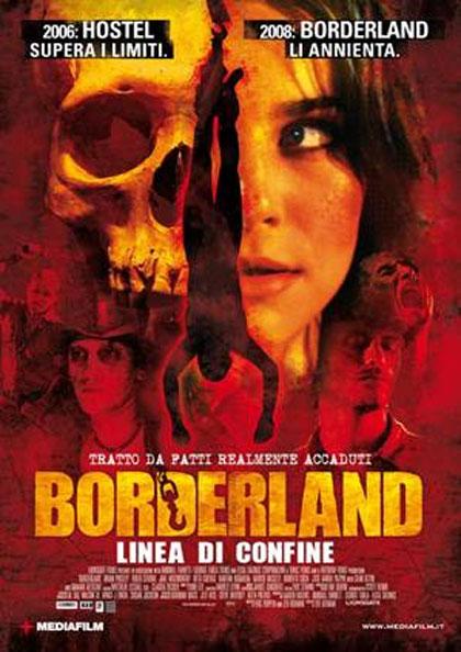 Borderland : Linea di confine (uscita venerdì 3 ottobre 2008) Border10