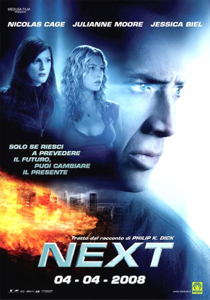 Next (uscita 24 settembre 2008) Next10