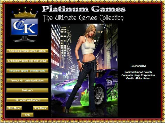 CK Quetta Specials Platin10