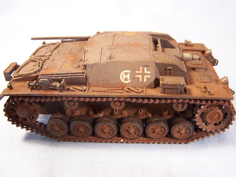 STUG - Stug III B 1/48° Tamiya Stug3b15
