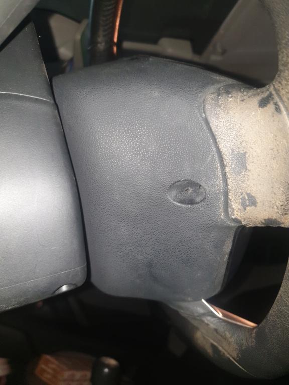 Desmontar Airbag/Volante  20191110