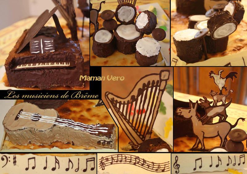Les musiciens de Brême Detail10