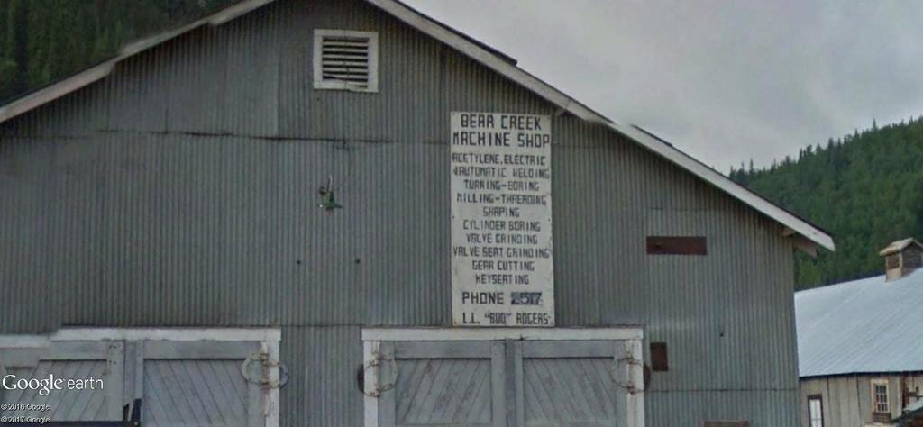 Dawson City, ville témoin de la ruée vers l'or du Klondike. - Page 5 A100