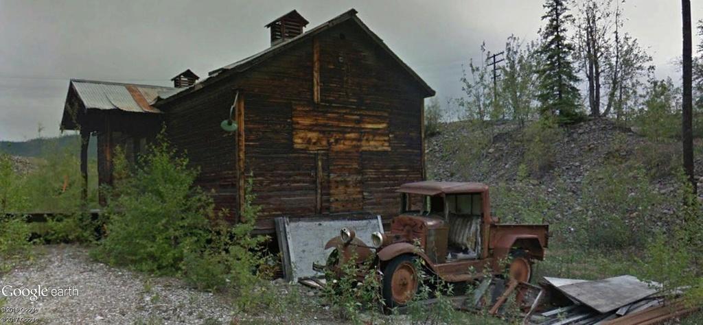 Dawson City, ville témoin de la ruée vers l'or du Klondike. - Page 5 A103