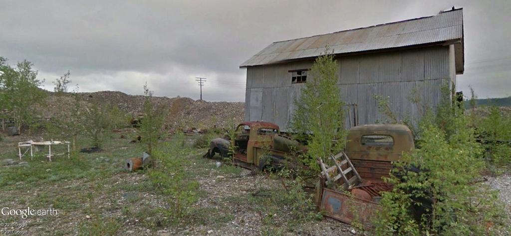 Dawson City, ville témoin de la ruée vers l'or du Klondike. - Page 5 A104